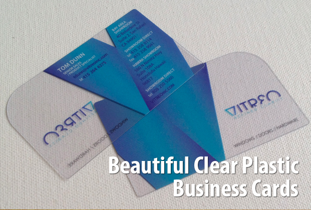 wholesale prices on full color plastic card printing - Plastic Business Card Printing